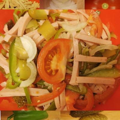 BGE Wurstsalat